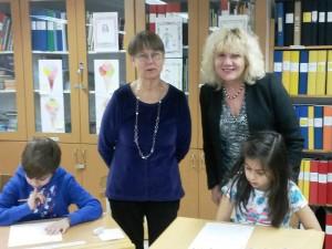 sammarbete mellan lärare i förberedelse klass och studiehandledare